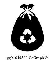 Garbage Bag Clip Art.