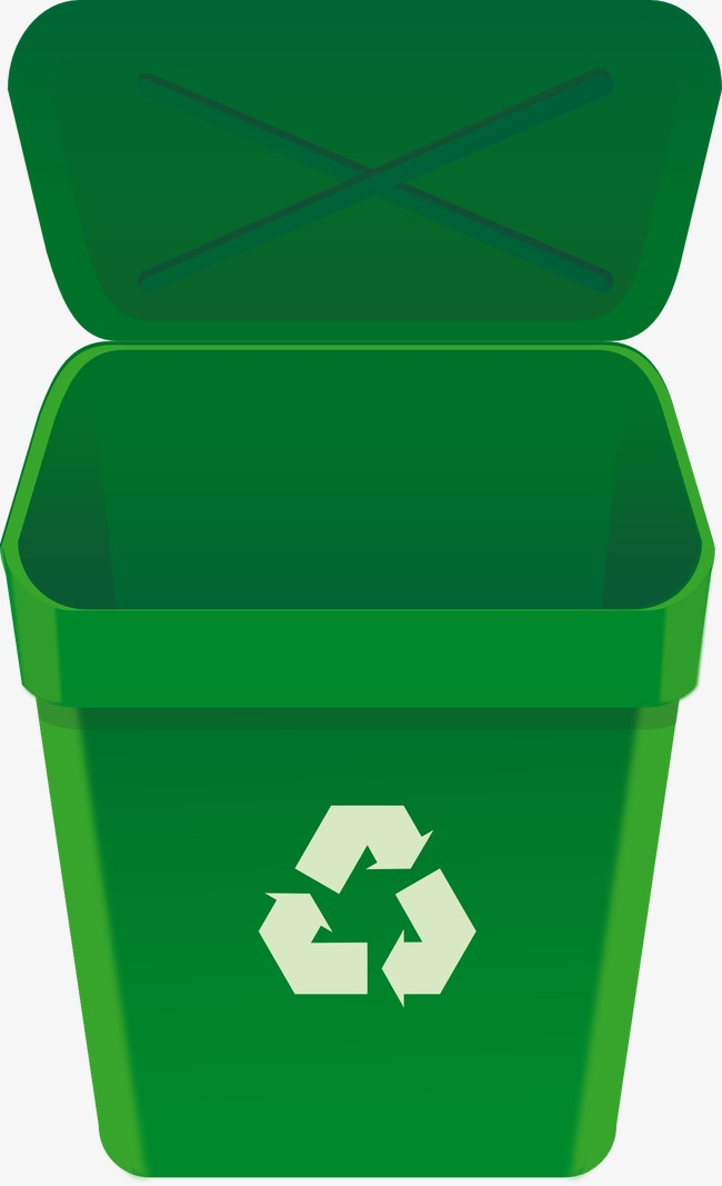Garbage bin clipart 4 » Clipart Station.