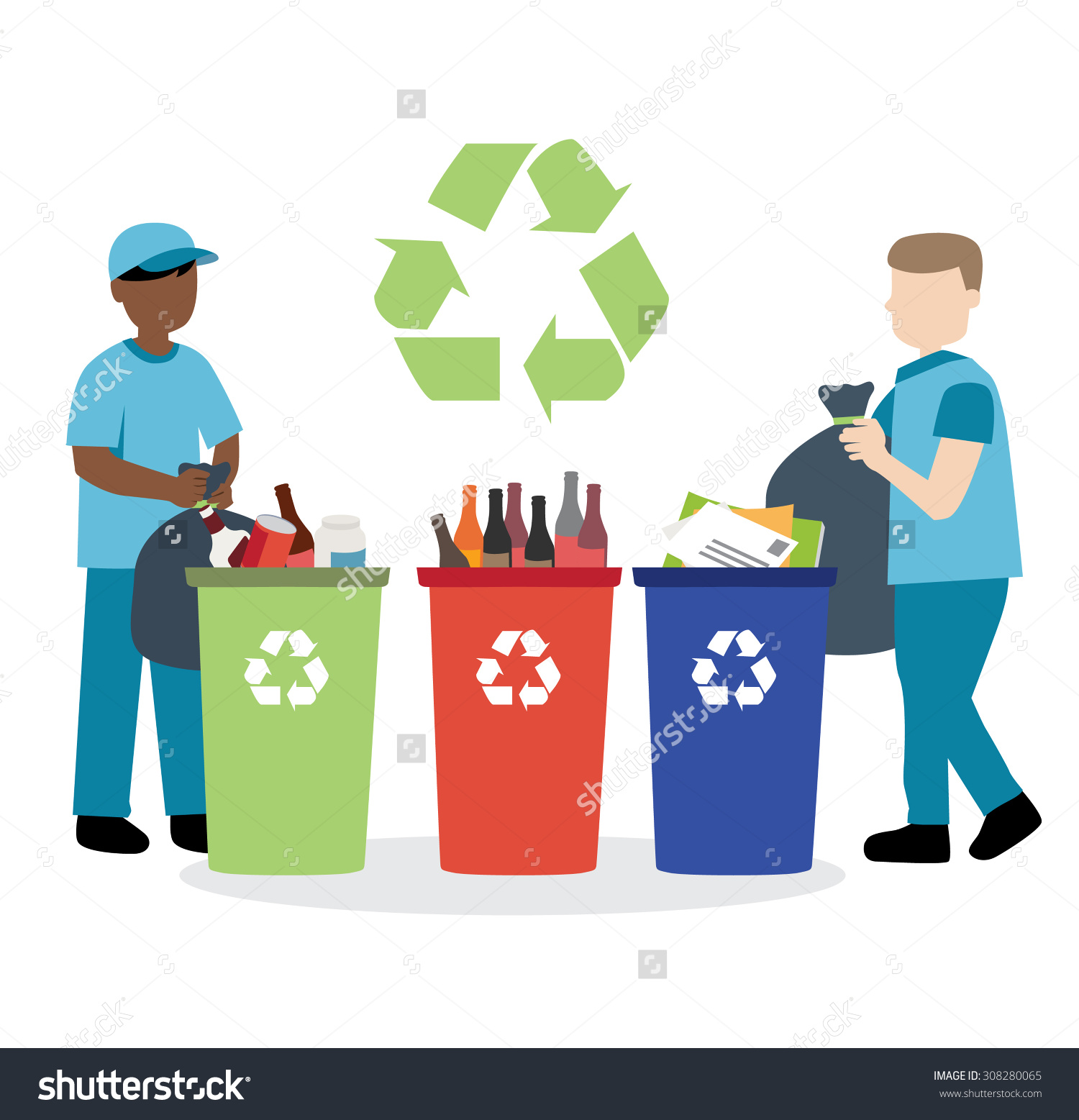 garbage collection clipart clipground