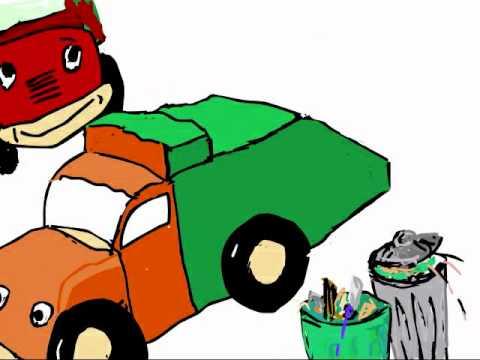 Garbage Day.