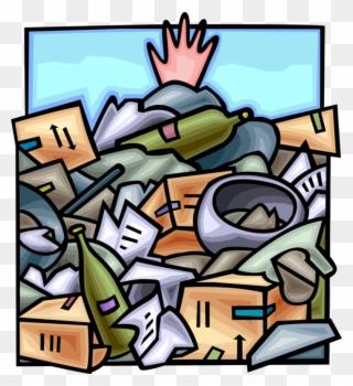 Free PNG Garbage Dump Clip Art Download.