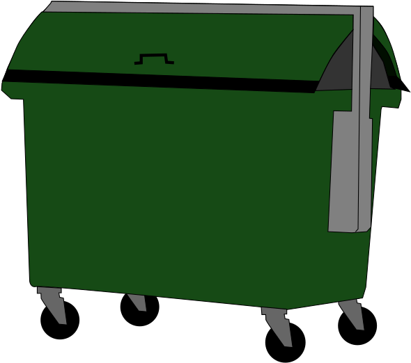 This Png File Is About Garbage , Bin , Trash , Container.