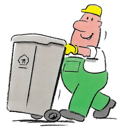 Garbage man clipart 9 » Clipart Portal.