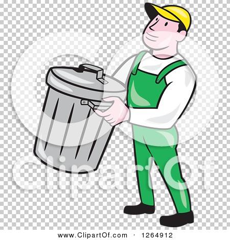 Showing post & media for Black garbage man cartoon.