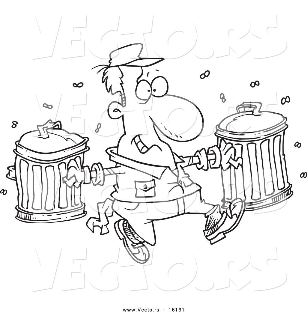 Showing post & media for Cartoon black garbage.