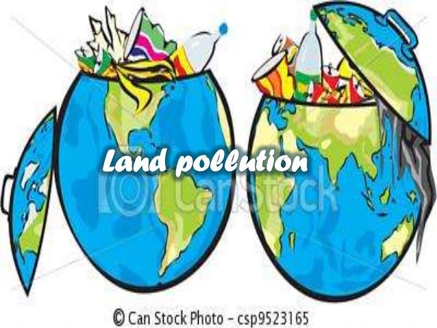 environment pollution.