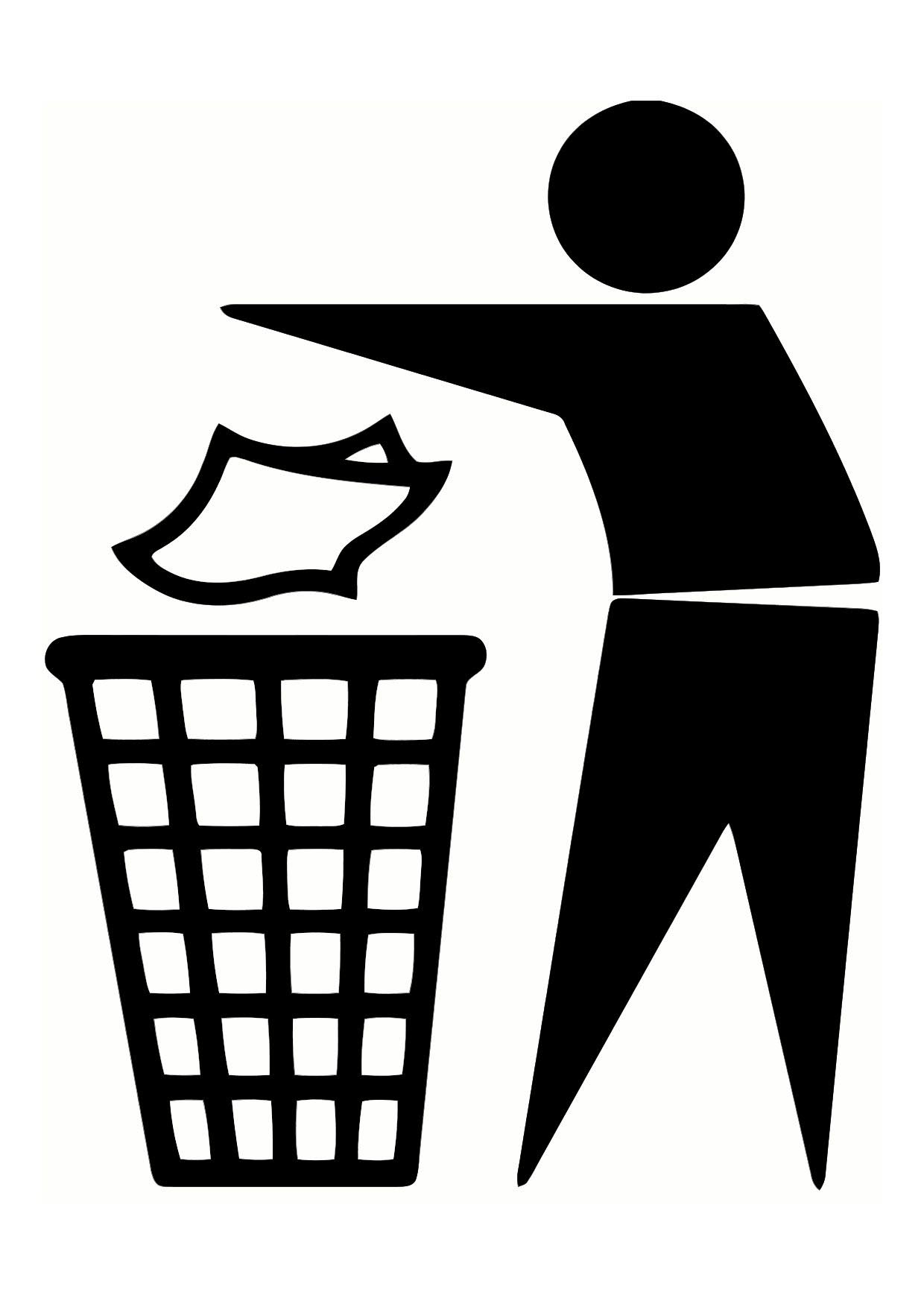 Free Trash Sign, Download Free Clip Art, Free Clip Art on.