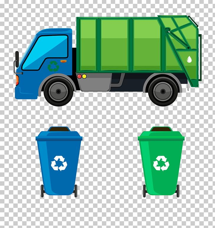 Garbage Truck Waste Collection Waste Management PNG, Clipart, Bin.