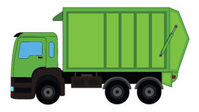 Garbage truck clipart 2 » Clipart Station.
