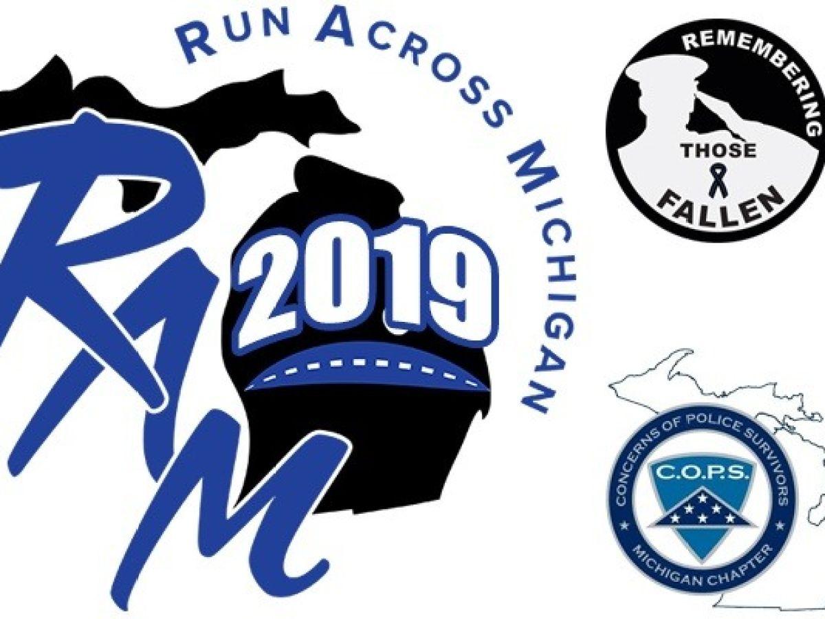 Fundraiser by Matt Garbarino : 2019 Run Across Michigan.