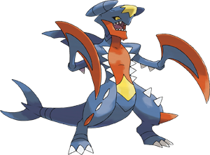 Pokemon 8445 Mega Garchomp Pokedex: Evolution, Moves, Location, Stats.