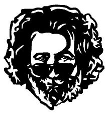 Jerry Garcia Clipart.