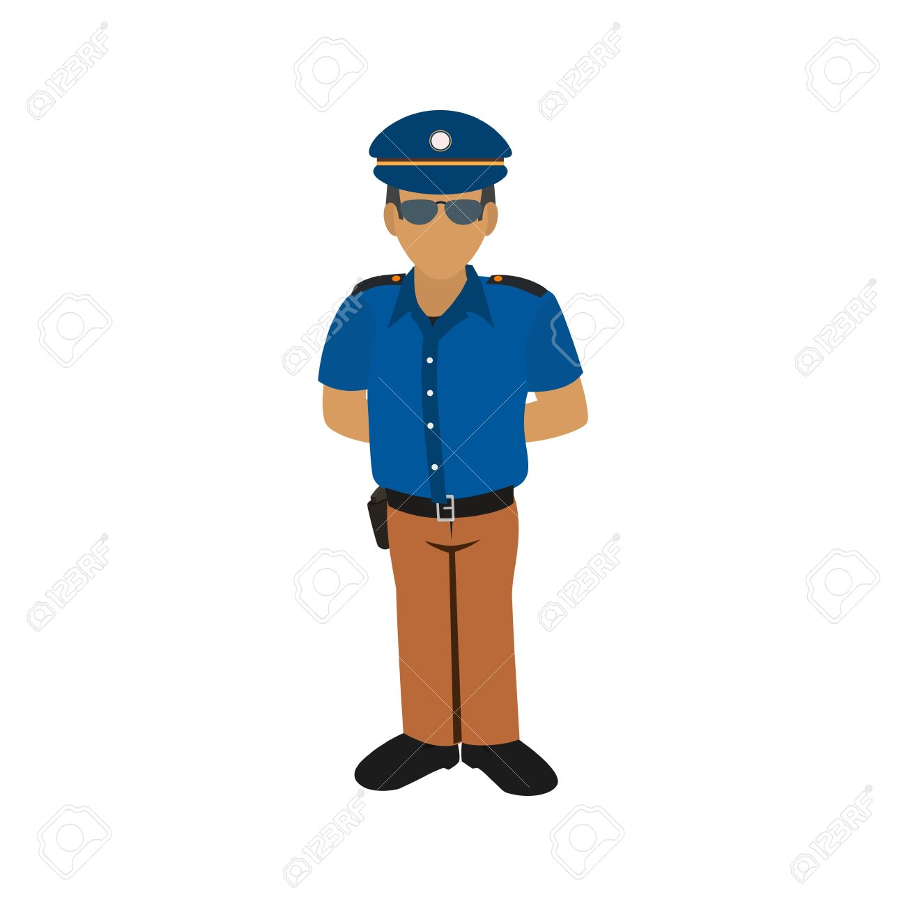 49,979 Security Guard Cliparts, Stock Vector And Royalty Free.