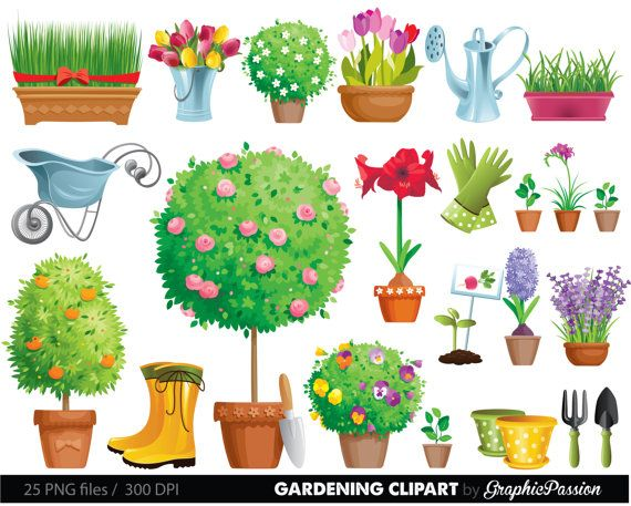 1000+ ideas about Garden Clipart on Pinterest.