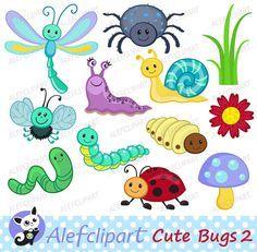 Garden animals clipart 1 » Clipart Portal.