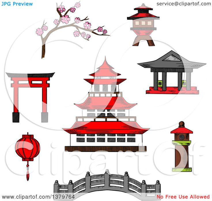 1000+ images about Japanese Garden Inspired Vector Art on.