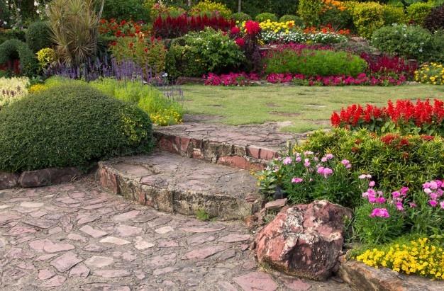Garden Background Vectors, Photos and PSD files.