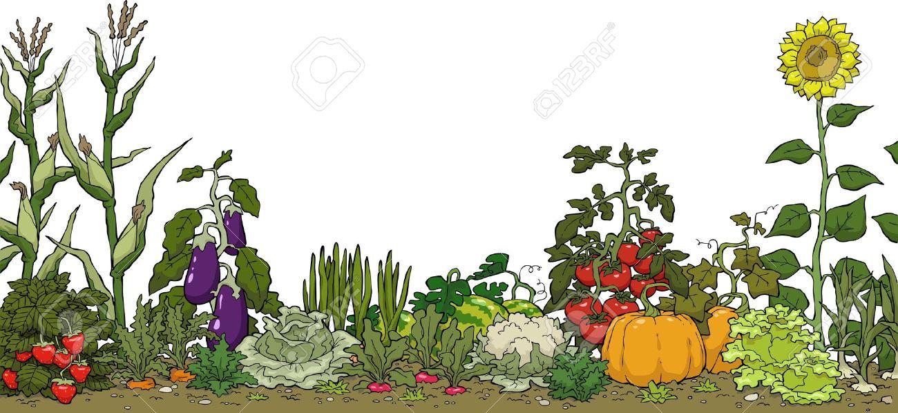 garden bed clipart : Garden.xcyyxh.com.