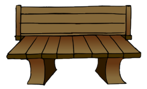 Free Garden Bench Clipart, 1 page of Public Domain Clip Art.