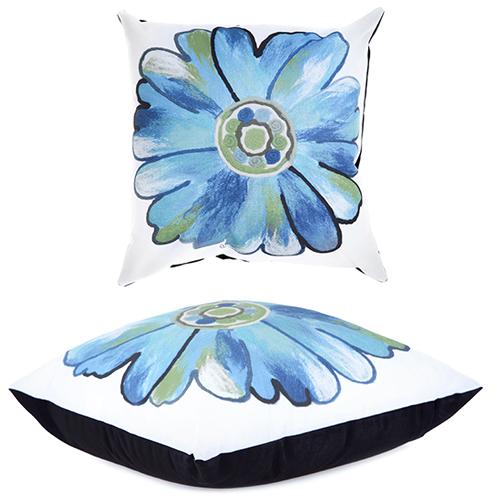 Waterproof Canvas Outdoor Cushions Water Resistant Scatter Garden.