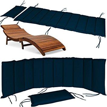Sunlounger cushions.