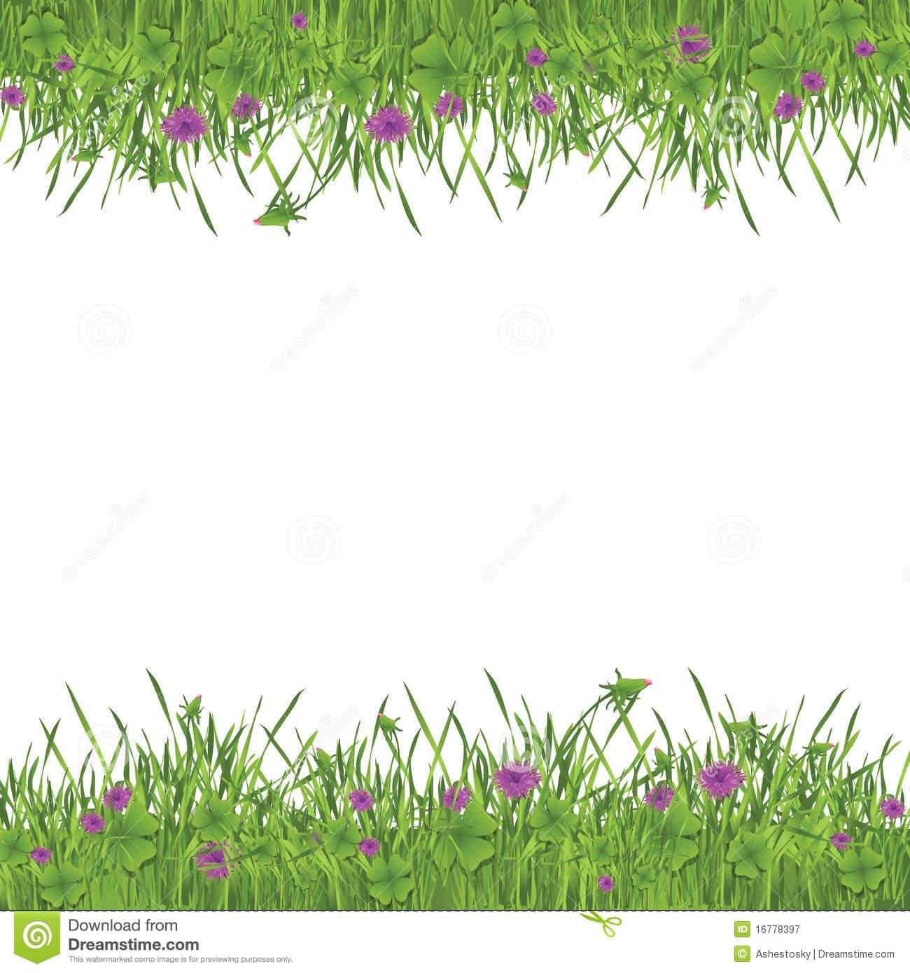 Free Garden Clipart Borders
