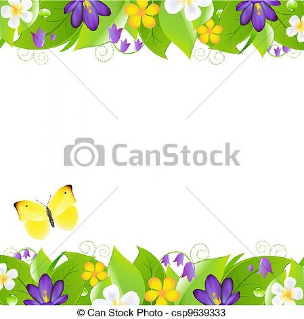 garden border clipart and stock illustrations 15369 garden.