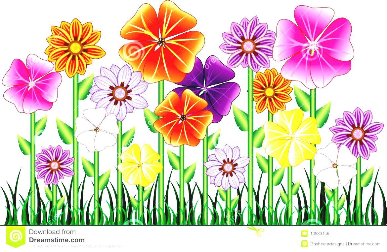 Flower Garden Border Clip Art Gardening Clipart Desktopimage Of Hd.
