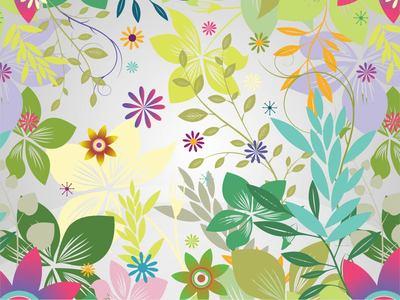 Garden Clip Art, Vector Garden.