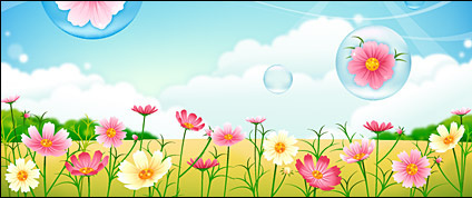 Free vector flower garden free vector download (9,920 Free vector.