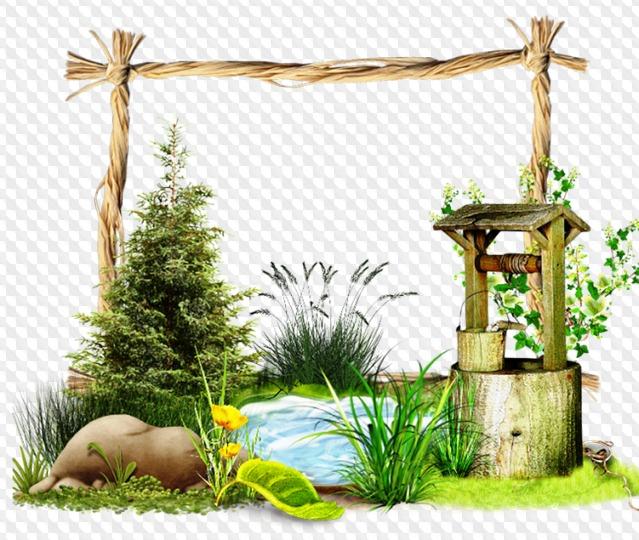 Free garden clipart.
