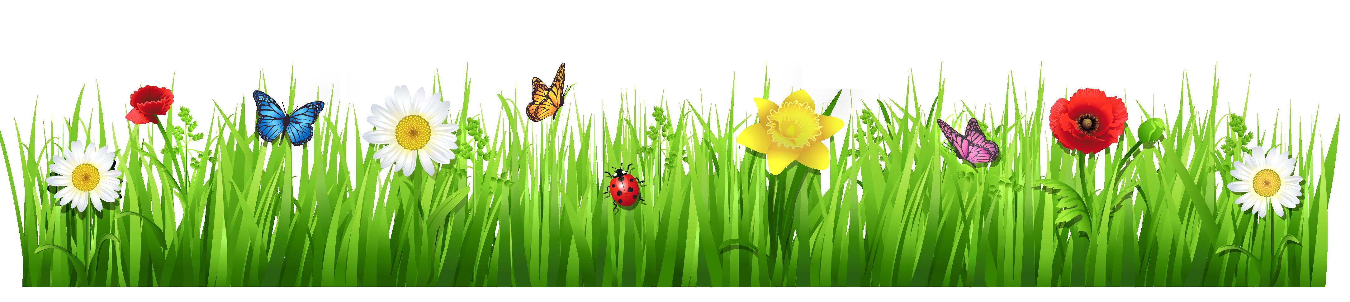 Flower Garden Clipart Png.