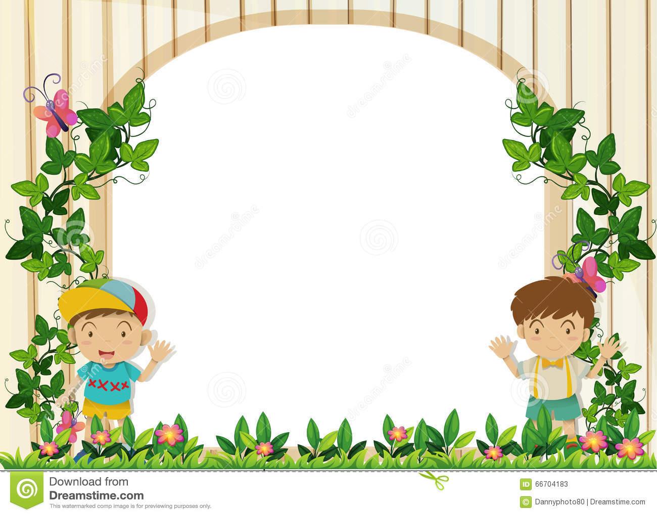 Clipart garden design.