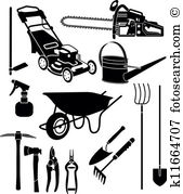 Garden tool Clipart Illustrations. 9,111 garden tool clip art.