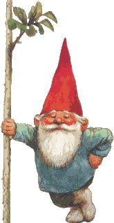 Gnome clip art.