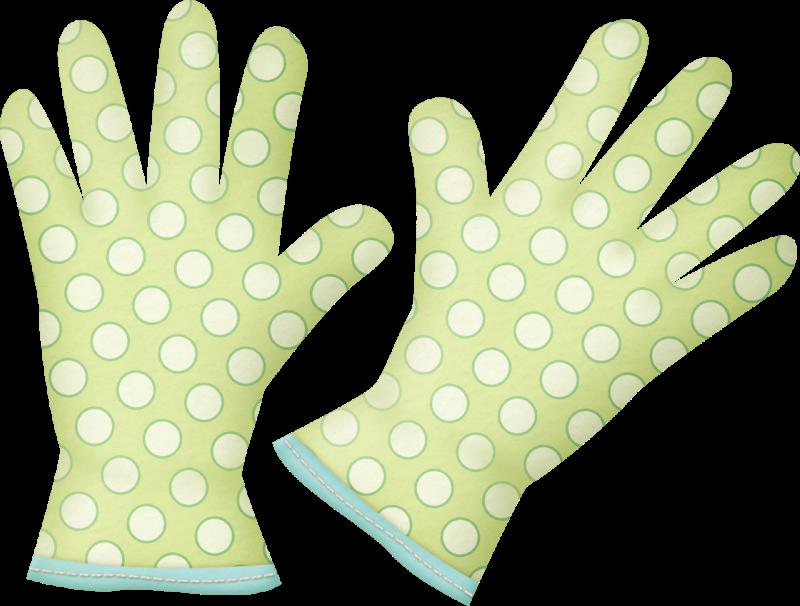 Gardener clipart garden glove, Gardener garden glove.