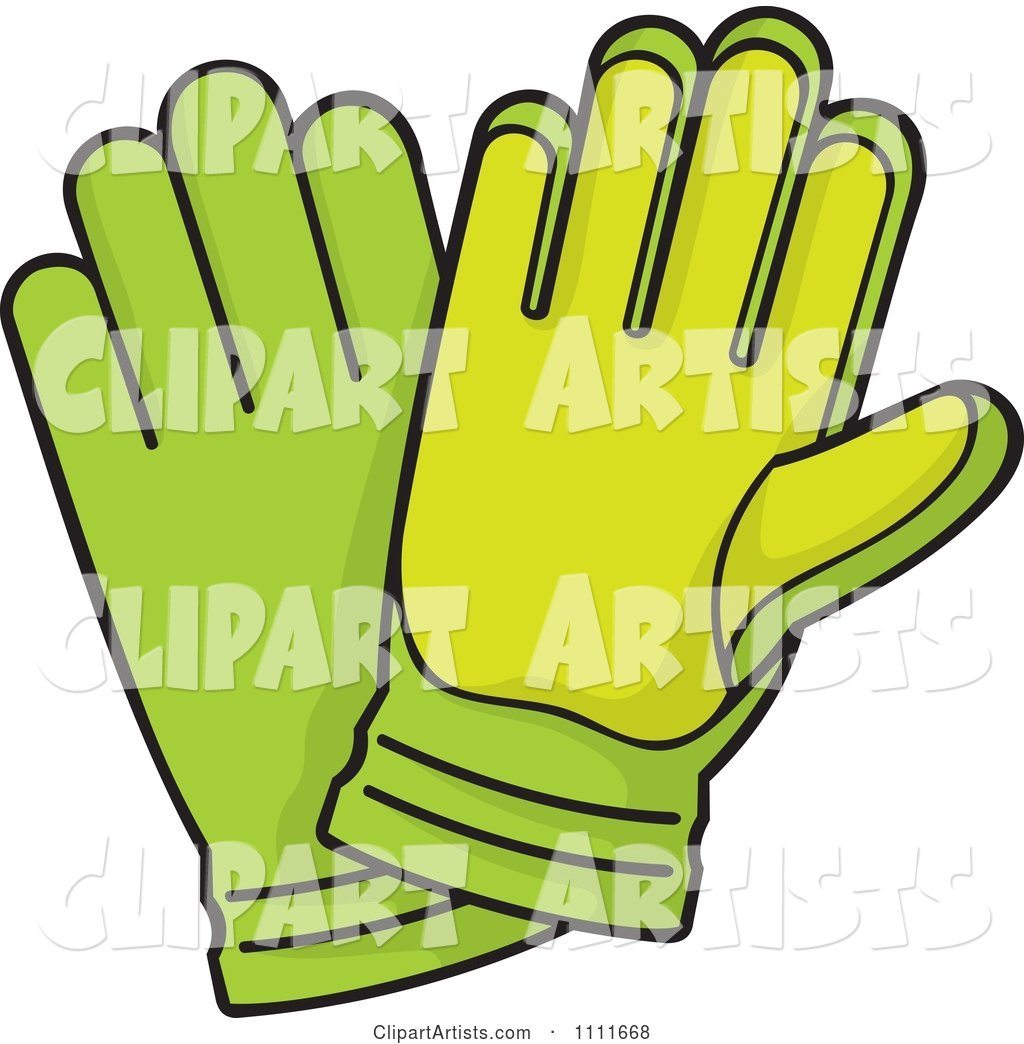 30354 Green free clipart.