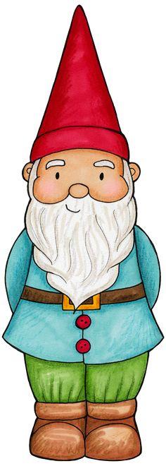 Gnome Clip Art: Gnomes Clipart