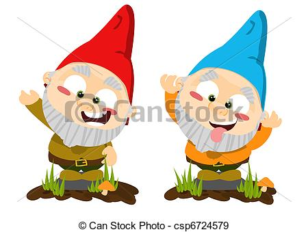 Gnome Clipart and Stock Illustrations. 2,882 Gnome vector EPS.