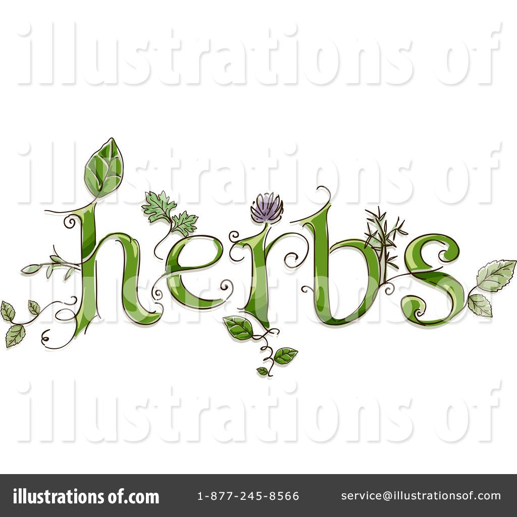 Free garden herb clipart.