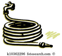 Garden hose Clipart and Stock Illustrations. 87 garden hose vector.