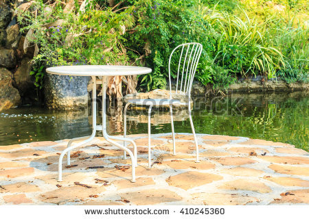 "pause_folding_chair"" Stock Photos, Royalty."