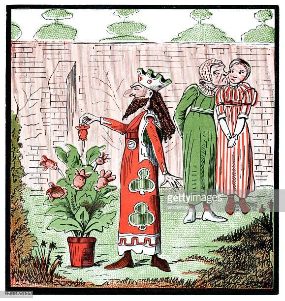 52 Secret Garden Stock Illustrations, Clip art, Cartoons & Icons.
