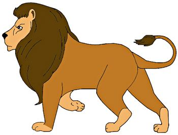How to Draw a Lion for Kids.