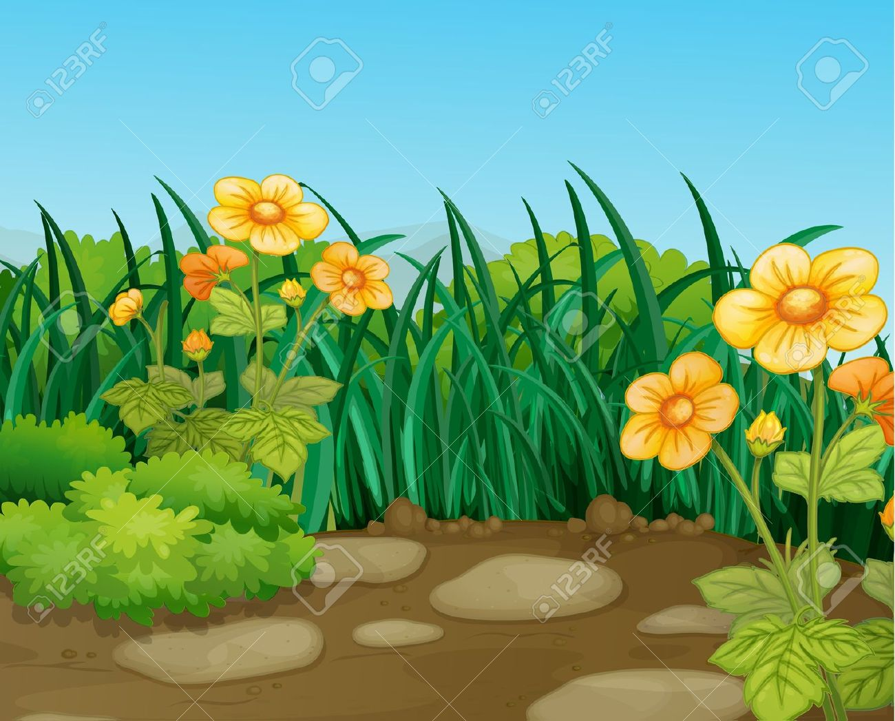 Nature Clipart (5934) Free Clipart Images — Clipartwork.