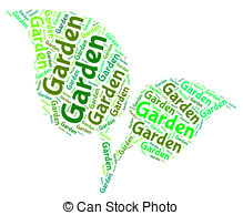 garden of words clipart #17