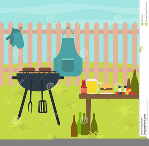 Clipart Garden Party.