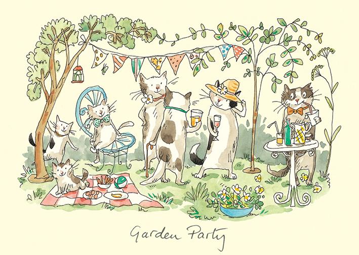 M226 Garden Party.