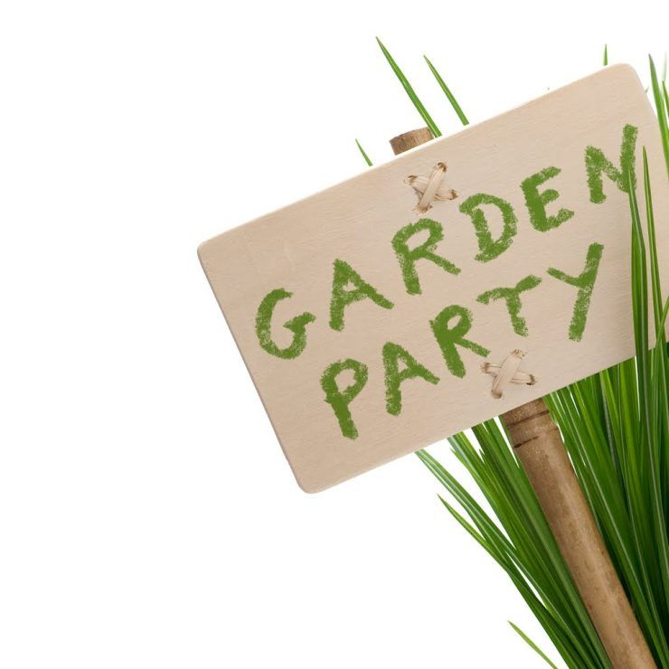 Greeting. Free Garden Party Invitations. Free Download.