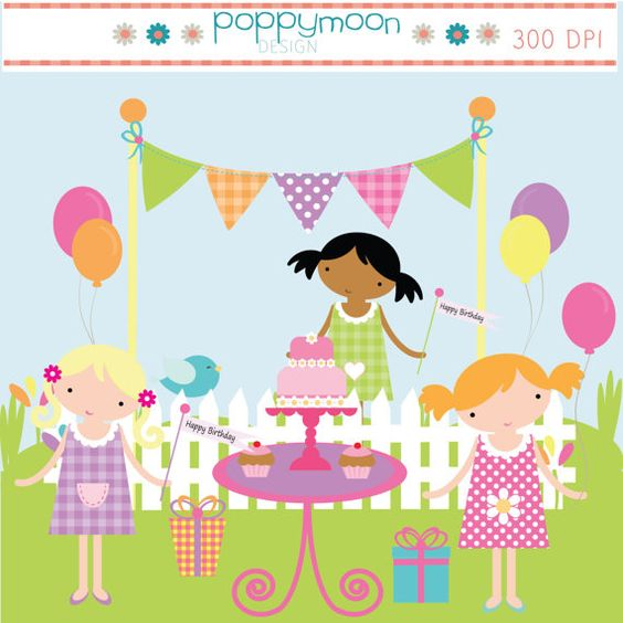 Free Garden Party Cliparts, Download Free Clip Art, Free.